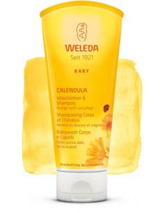Shampooing Cheveux & Corps - Weleda