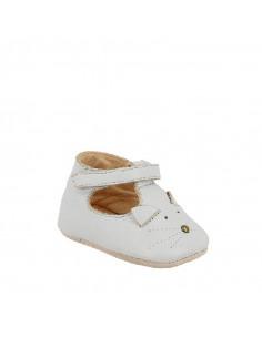Sandales cuir Loulou T19 - Chat inwi