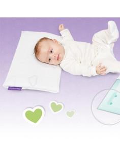 Oreiller bébé Sleep Safety 40X60X3 - Nuage