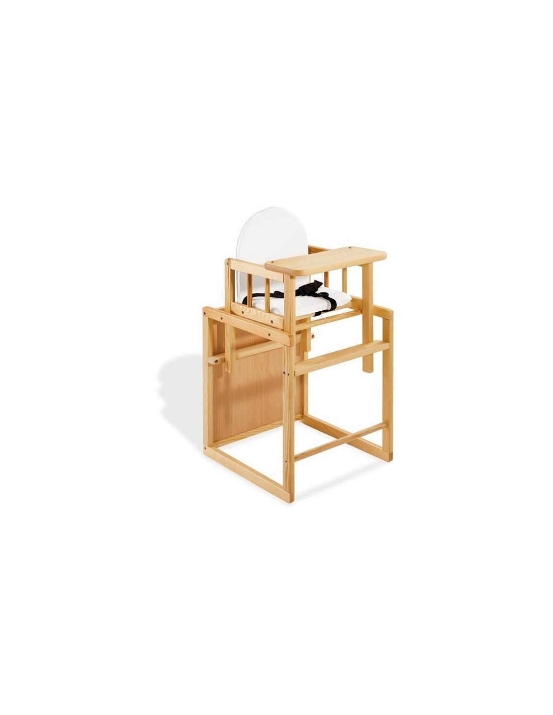 chaise haute 2 en 1. Black Bedroom Furniture Sets. Home Design Ideas