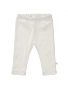 Pantalon coton Bio Fresk - Offwhite Newborn