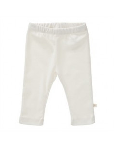 Pantalon coton bio Nné - Offwhite