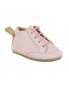 Chaussure pré-marche IziM T21 - Rose Pale