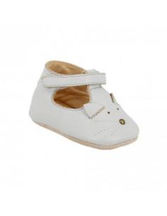 Sandales cuir Loulou T18 - Chat inwi
