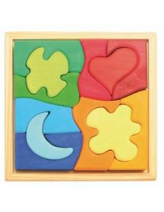Puzzle créatif - Shapes