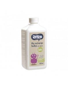 Recharge bulles de savon Bio 500ml
