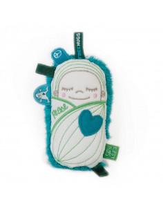 Hochet sensorielle Flipity Flop Bub - Peace