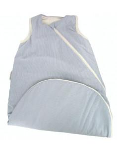 Gigoteuse hiver Lavalan 70cm coton bio - Ligné bleu