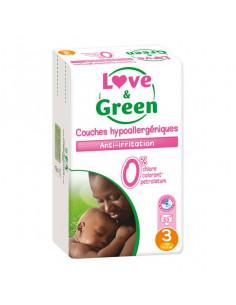 Pack Jumbo Love & Green T3