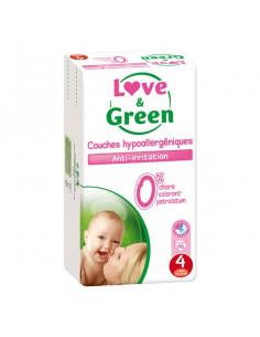 Pack Jumbo Love & Green T4