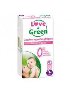 Pack Jumbo Love & Green T4+