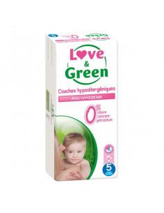 Pack Jumbo Love & Green T5