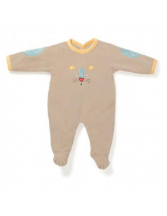 Pyjama Moulin Roty Les papoums - 3 mois