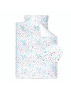 Housse de couette bébé jersey 100/140 cm - April