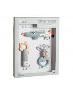 Tiny activités trio Done By Deer - Set cadeau