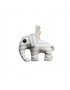 Jouet musical - Elephant - Grey