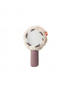 Hochet Bâton Miroir - Powder