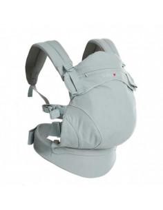 Porte bébé Babylonia Flexia - Soft grey