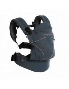 Porte bébé Babylonia Flexia - Deep grey
