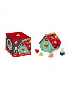 Maison à formes - Baby Forest