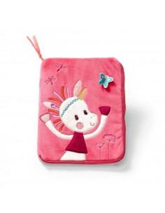 Protège carnet de santé - Louise la licorne