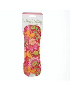 Serviette hyg. lavable Nuit Stay dry - Pink Butterfly