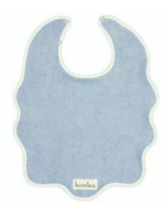 Bavoir Rome - Baby blue