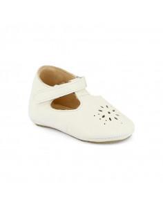 Sandales cuir Lillyp T18 - Blanc