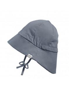 Chapeau de soleil Elodie 6-12m - Tender Blue