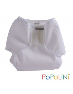 Culotte PopoWrap T.M - Blanc