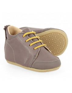 Chaussures de pré-marche T21 Igo B - Ecorce