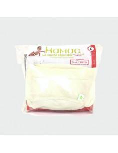 Kit d'essai TMAC microfibre - Chocolat Blanc