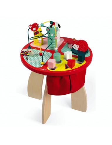 Table d'activités - Baby forest