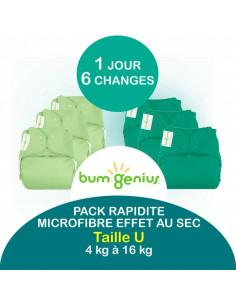 Pack Rapidité Freetime - Coloris au choix