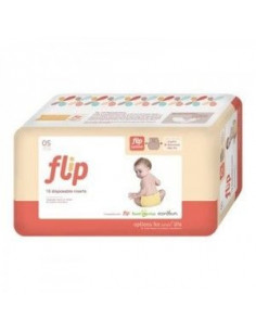 Insert Flip jetables 18 pces