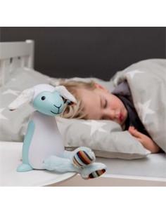 Lampe de lecture / veilleuse - Fin le mouton - Bleu