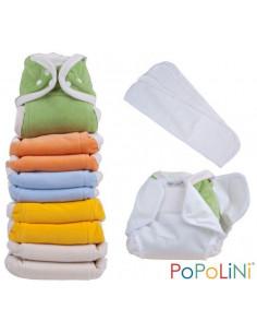Pack TU Coton Soft Organic - Rainbow