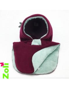Bonnet enfant Fuchsia - Doudou Mint