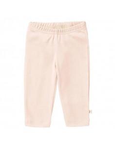 Pantalon coton bio 3-6m - Chintz Rose