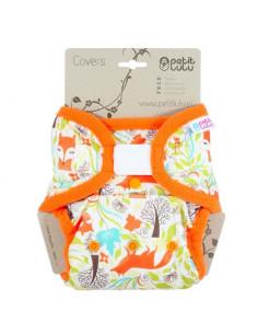 Culotte de protection Velcros TU Petit Lulu - Foxes