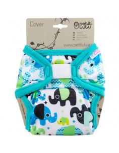 Culotte de protection Velcros XL Petit Lulu - Baby Elefant