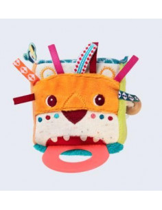 Cube multi activités - Jack le lion