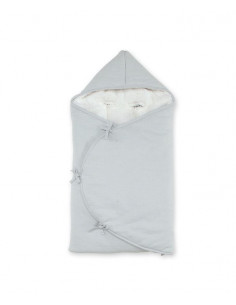 Mini Nest Pady tetra jersey - Grizou