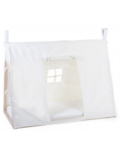Toile De Lit Tipi 70X140 - Blanc