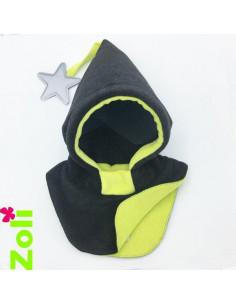 Bonnet enfant Anthracite - Pissenlit