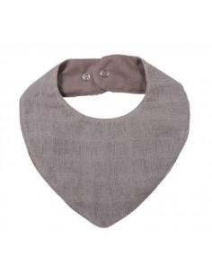 Bandana coton bio - Grey