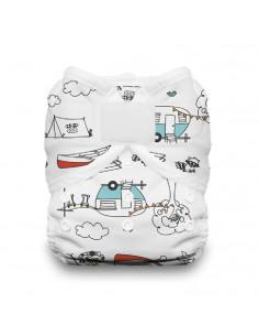 Culotte de protection Duo Wrap Velcros T2 - Happy Camper