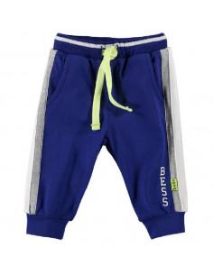 Pants Sweat Piping Mazarine blue 56