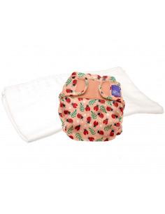 Bambino Mio TE2 Kit d'essai 4-9kg - Loveable ladybug