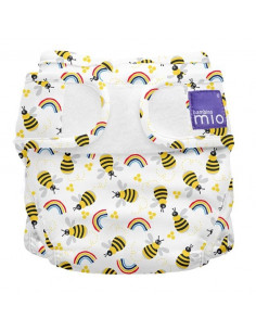 Bambino Mio TE2 Culotte 4-9kg - Nid d'abeilles